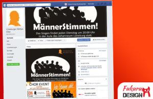 Facebook Lüneburger Silcher Chor Seite
