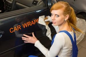 Ihre Fahrzeugbeklebung zu Werbezwecken mit KFZ-Folie