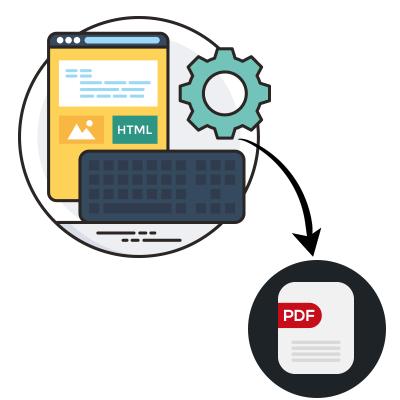 HTML Formulare zu PDF finalisieren - So erstellt man PDFs heute