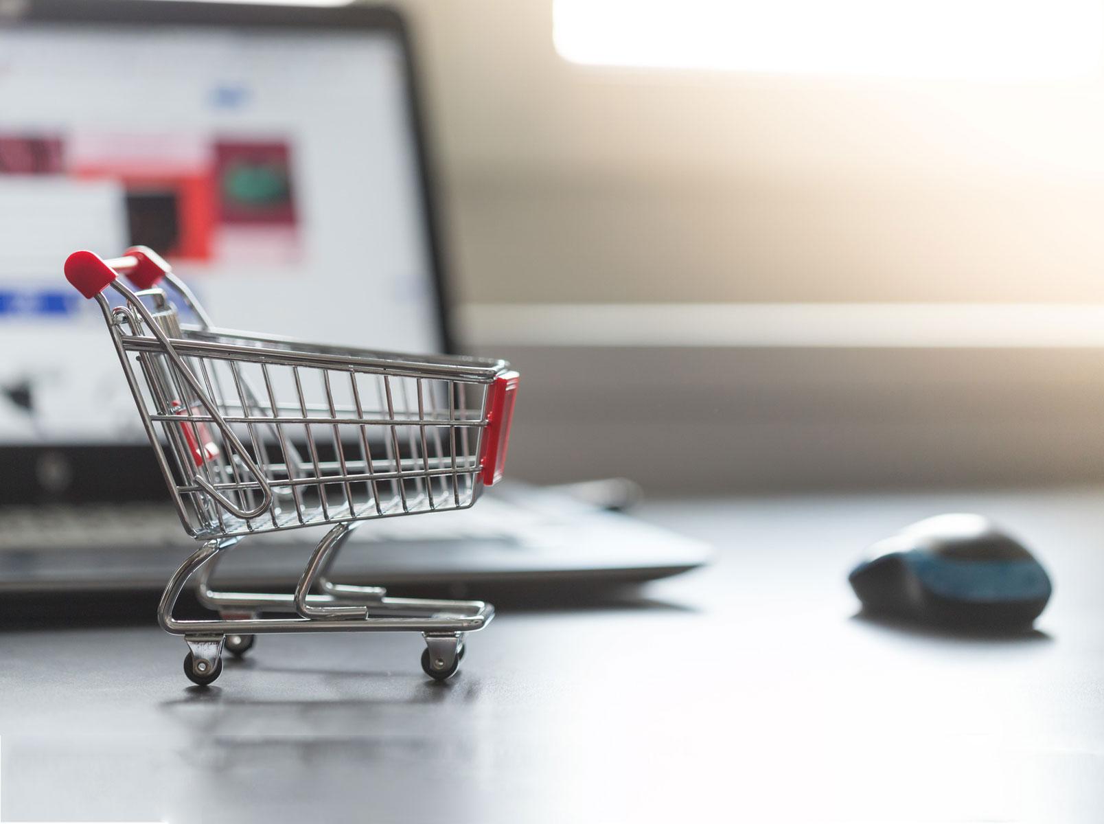 Onlineshops und Ecommerce