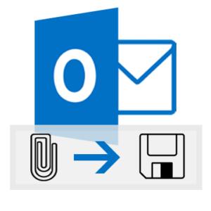 Outlook Anhang speichern