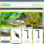 Onlineshop für Aquaristik