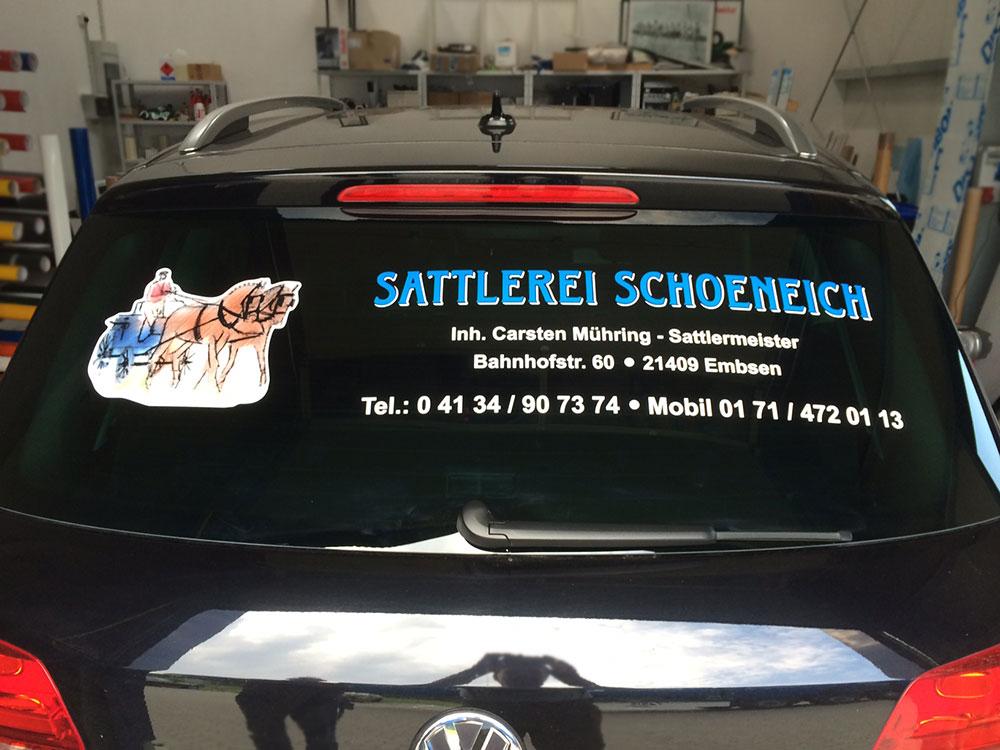 Sattlerei Schoeneich Touareg