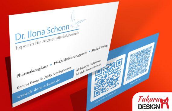 Visitenkarte Pharma