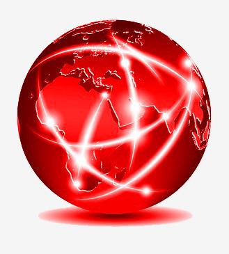Kommunikation weltweit - Das Internet macht es möglich